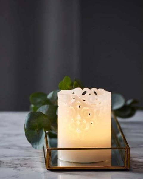 Best Season LED svíčka Star Trading Clary, výška 10 cm
