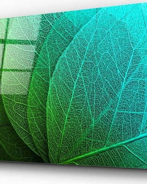 Insigne Skleněný obraz Insigne Green Leaf