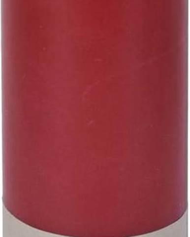 Červená svíčka Eco candles by Ego dekor Friendly, doba hoření 60h