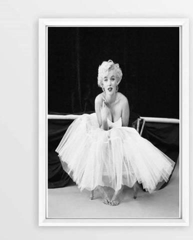 Plakát v rámu Piacenza Art Marilyn Dress, 30x20cm