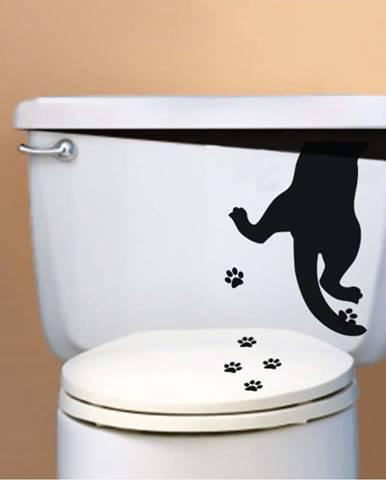 Samolepka Ambiance Cat Footprints