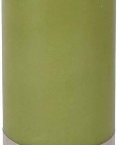 Zelená svíčka Eco candles by Ego dekor Friendly, doba hoření 60h