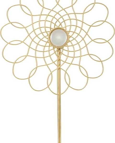 Mauro Ferretti Dekorativní soška ze železa ve zlaté barvě Mauro Ferretti Ring