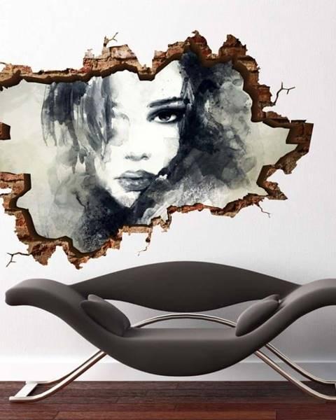 3D Art Nástěnná samolepka 3D Art Sien, 135x90cm