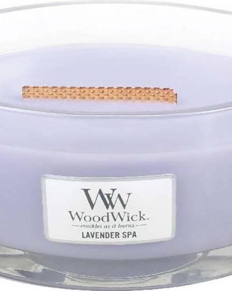 WoodWick Vonná svíčka WoodWick Levandulová lázeň, 30hodin hoření