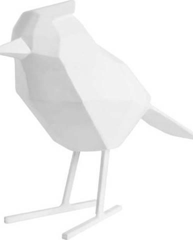 Bílá dekorativní soška PT LIVING Bird Large Statue