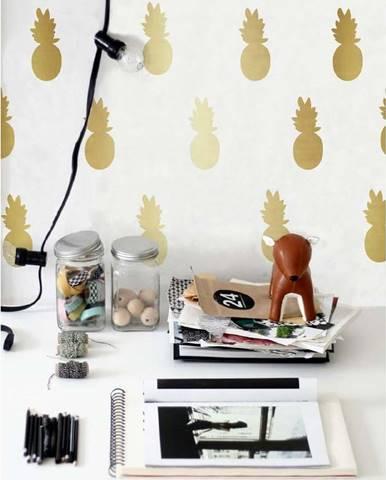 Samolepka na zeď Surdic Pineapple