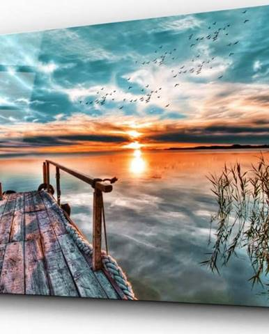 Skleněný obraz Insigne Sunset,72 x46cm