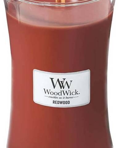 Vonná svíčka WoodWick Santalové dřevo, 110hodin hoření