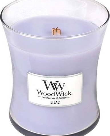 Vonná svíčka WoodWick Šeřík, 55hodin hoření