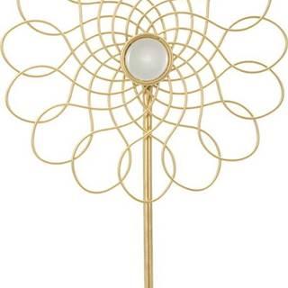 Dekorativní soška ze železa ve zlaté barvě Mauro Ferretti Ring