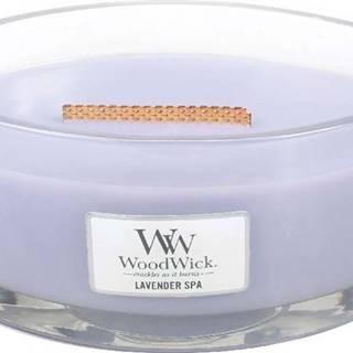 Vonná svíčka WoodWick Levandulová lázeň, 30hodin hoření