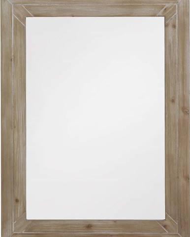 Nástěnné zrcadlo Geese Rustico Duro, 60 x 80 cm