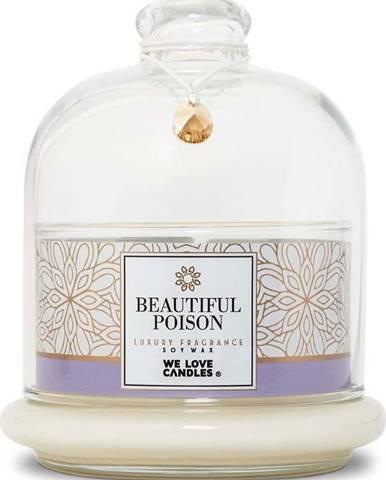Svíčka ze sójového vosku We Love Candles Beautiful Poison, doba hoření 72 hodin