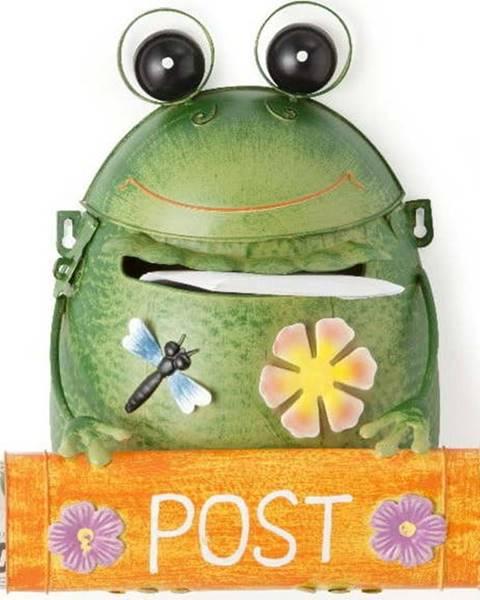 Brandani Zelená poštovní schránka Brandani Frog