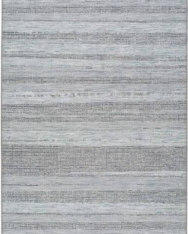 Modrý venkovní koberec Universal Macao Sinto, 155x230cm