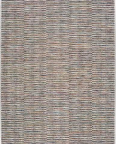 Béžový venkovní koberec Universal Bliss, 55 x 110 cm