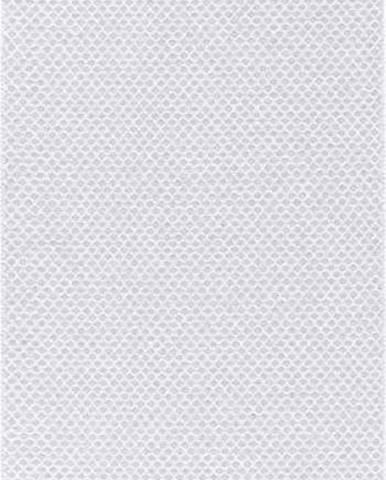 Světle šedý koberec vhodný do exteriéru Narma Diby, 70x100cm