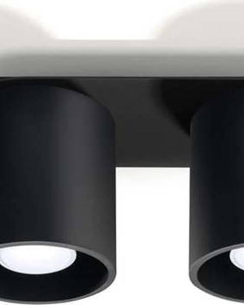 Nice Lamps Černé stropní svítidlo Nice Lamps Roda