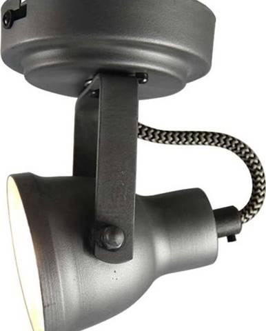 Šedé nástěnné svítidlo LABEL51 Spot Max Uno