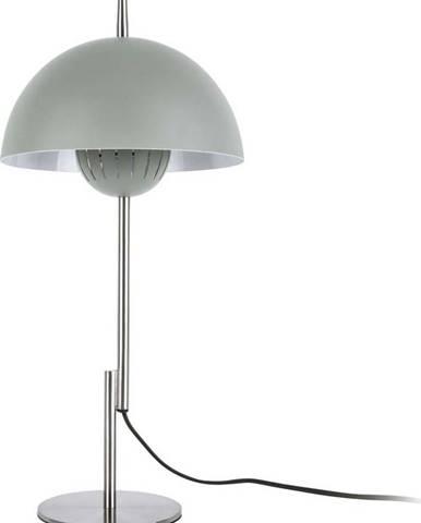 Šedozelená stolní lampa Leitmotiv Sphere Top,ø25cm