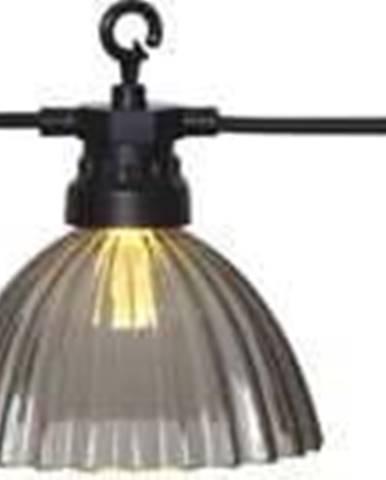 Venkovní světelný LED řetěz Best Season Circus Shade, 12 světýlek