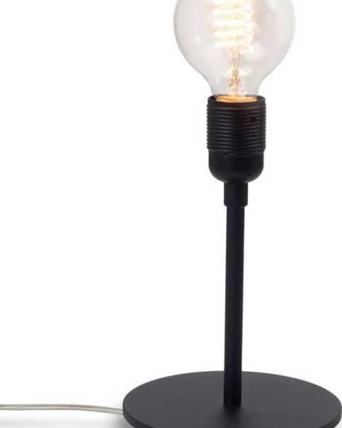 Bulb Attack Černá stolní lampa Bulb Attack Uno Basic