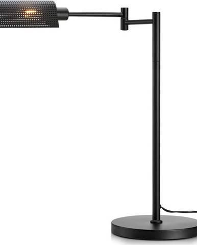 Černá stolní lampa Markslöjd Yale Table Black