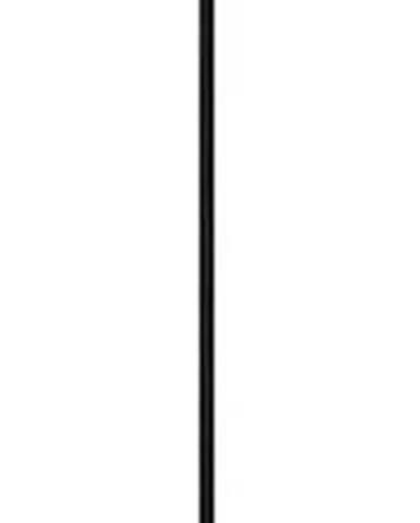Černé závěsné svítidlo s vnitřkem v měděné barvě Sotto Luce Awa Matte