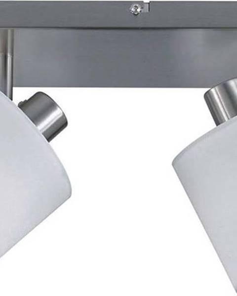 TRIO Bílé stropní svítidlo pro 2 žárovky Trio Spot Tommy