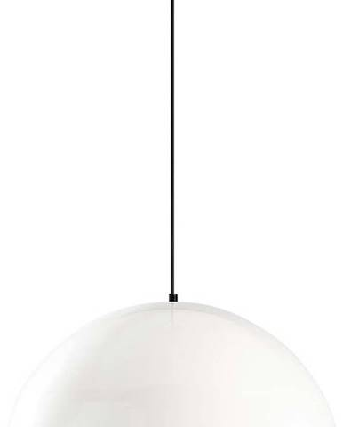 Bílé stropní svítidlo Opviq lights Berceste, ø50cm