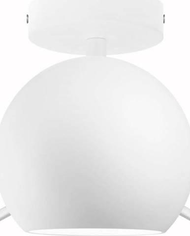 Bílé stropní svítidlo Sotto Luce MYOO Elementary Matte, ø 15 cm