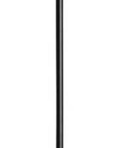 Černá stojací lampa Markslöjd Andrew Floor Black