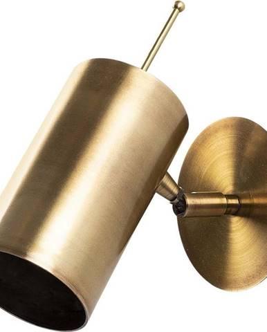 Nástěnné svítidlo ve zlaté barvě Opviq lights Kem Tube