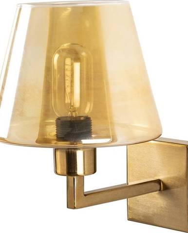 Nástěnné svítidlo ve zlaté barvě Opviq lights Profil