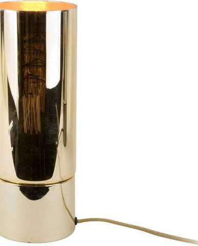 Stolní lampa ve zlaté barvě se zrcadlovým leskem Leitmotiv Lax