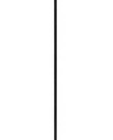 Závěsné svítidlo v černo-měděné barvě Opviq lights Yildo, ø 17 cm