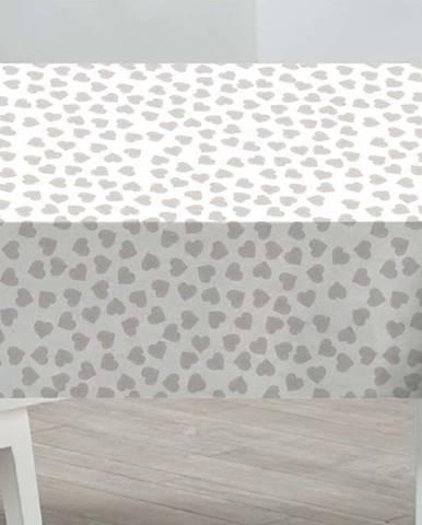 Ubrus Sabichi Hearts, 178 x 132 cm