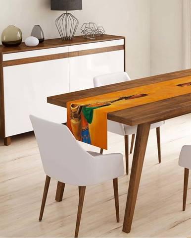 Běhoun na stůl Minimalist Cushion Covers African Ethnic,45x140cm