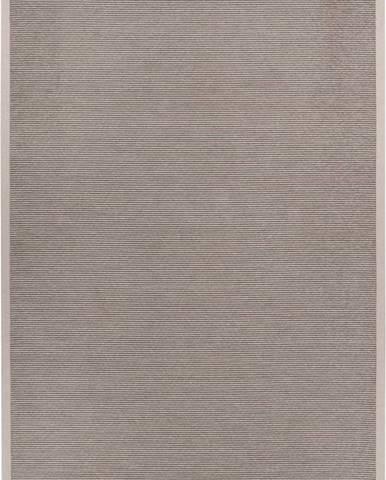 Béžový oboustranný koberec Narma Kalana Beige, 80 x 250 cm