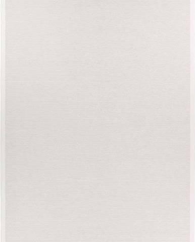 Bílý oboustranný koberec Narma Kalana White, 80 x 250 cm