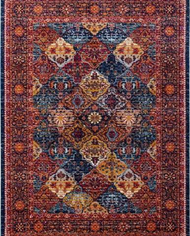 Červený koberec Nouristan Kolal, 160 x 230 cm