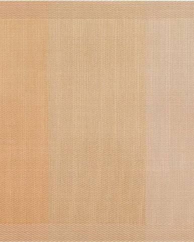 Hnědé prostírání Tiseco Home Studio Jacquard, 45 x 33 cm