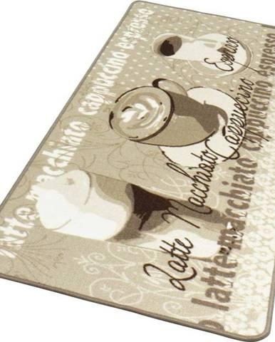 Kuchyňský běhoun Hanse Home Latte, 80x200cm