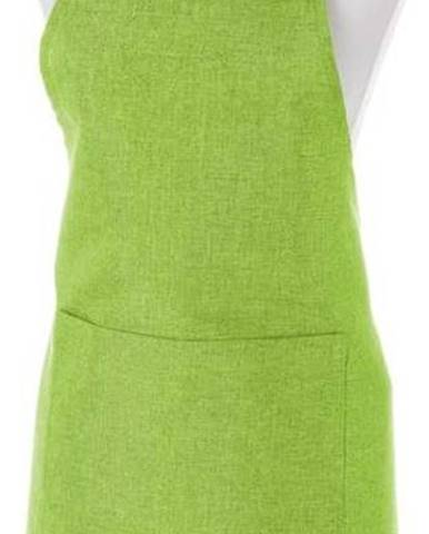 Limetkově zelená kuchyňská zástěra Unimasa