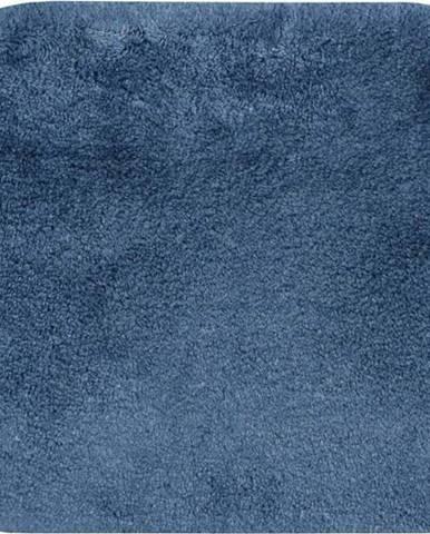 Modrá předložka do koupelny Bath