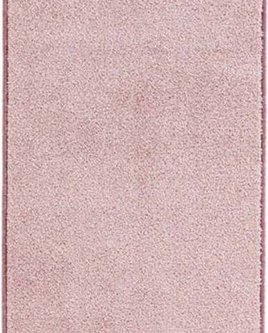 Růžový běhoun Hanse Home Pure, 80x200cm