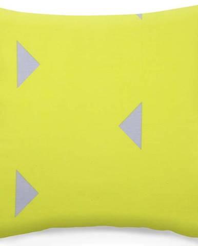 Sada 2 oboustranných povlaků na polštář DecoKing Geometric, 50x60cm