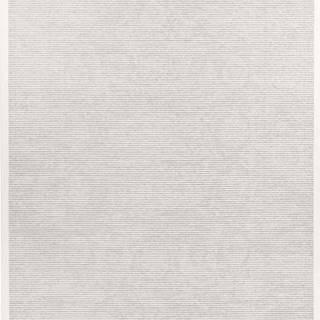 Bílý oboustranný koberec Narma Palmse White, 100 x 160 cm