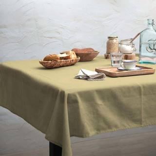 Ubrus Linen Couture Beige, 140 x 140 cm